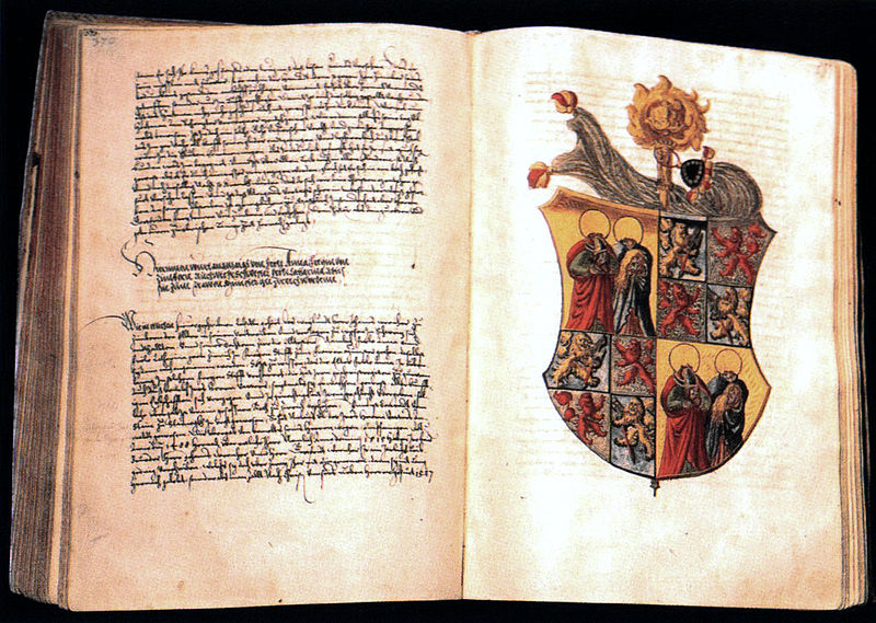 Familienchronik aus dem 16. Jahrhundert