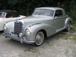 Mercedes Benz W188 300 S Coupe/Roadster 1953