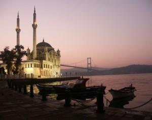 Moschee in der Türkei