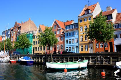 Die Ahnensuche in Dänemark kann auch nach Kopenhagen führen. (Bild: Elena Zarubina - Fotolia)
